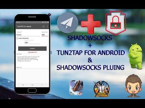 NUEVO TUN2TAP FOR ANDROID   SHADOWSOCKS UDPGW & SOCKS5