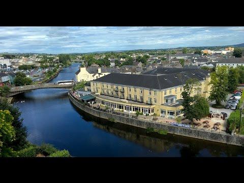 ГОРОД КИЛКЕННИ ИРЛАНДИЯ Kilkenny City Ireland