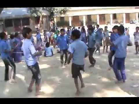 Rural Primary School  in  Bangladesh