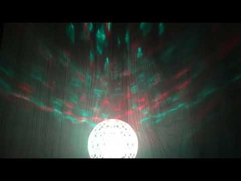 Смотреть клип Диско шар RHD-157-MP3-BALL онлайн бесплатно в качестве