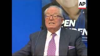 """Le Pen describes European Union as """"damp squib"""""""