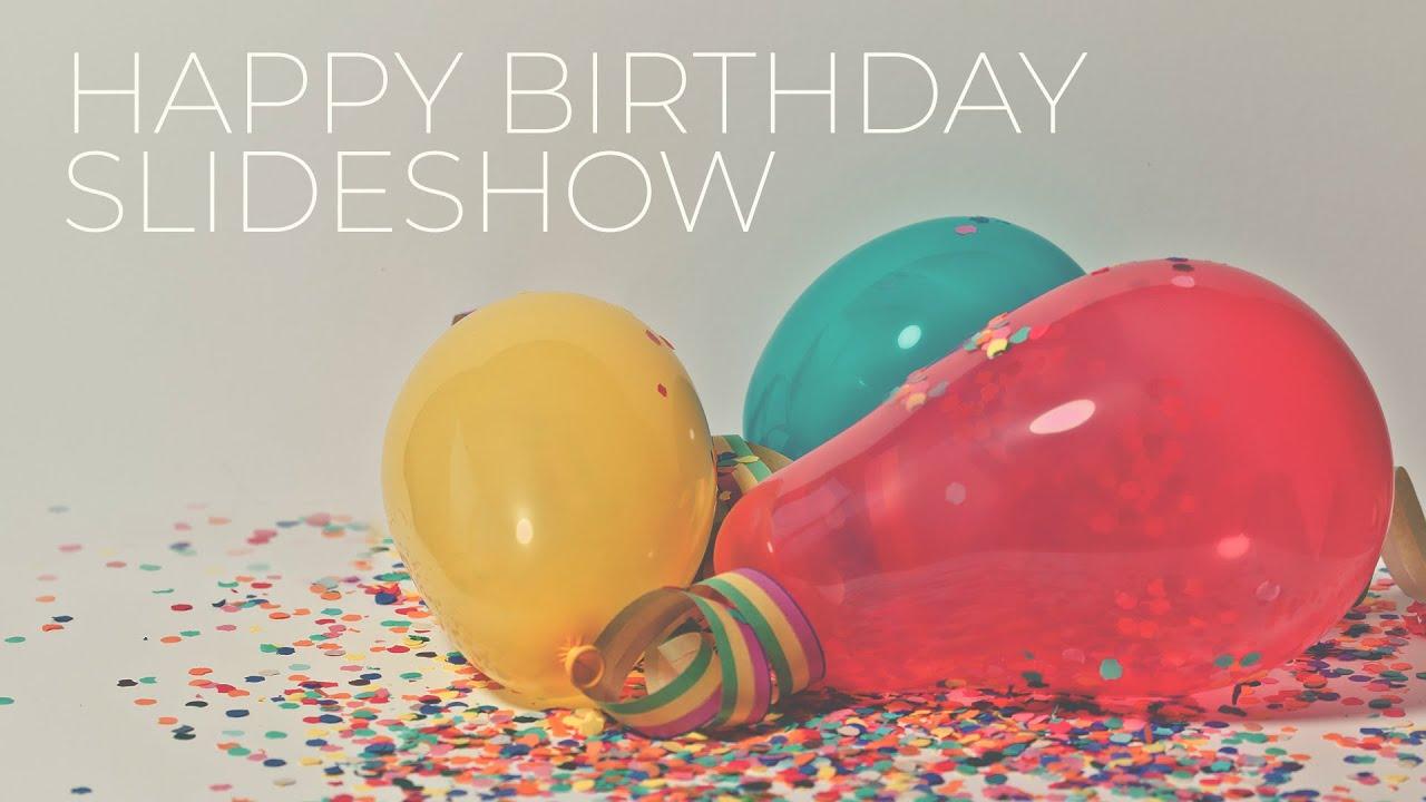 Best Free Happy Birthday Video Maker Apps