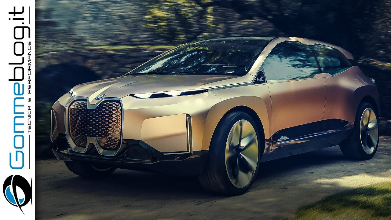 Bmw Vision Inext Bmw Next Gen 2022 Luxury Suv Interior Exterior