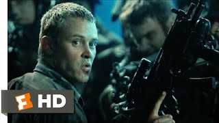 Daybreakers (11/11) Movie CLIP - Frankie's Sacrifice (2010) HD