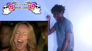 Mariah Carey - O Holy Night (Official Music Video) REACTION