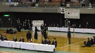 MIYAZAKI vs NAGANO 67th All Japan Interprefecture KENDO Championship 2019 2nd Round