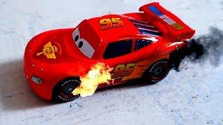 ТАЧКИ Молния Маквин Мультики про Машинки все серии подряд для детей Сборник Disney Cars McQueen