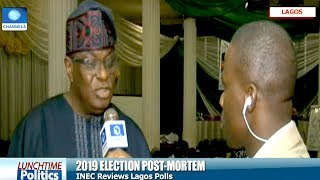 INEC Learning Lessons From Poll Observation - Soyebi
