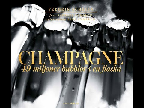 Julklappen som bubblar av kunskap – champagne.