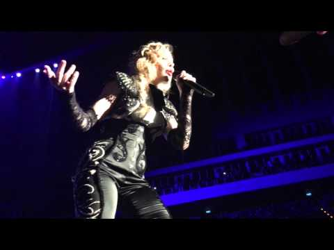 Madonna - Take a Bow (Rebel Heart Tour, Taipei, Taiwan 02/04/16)  [HD 4K]