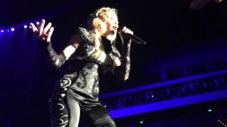 Madonna - Take a Bow (Rebel Heart Tour, Taipei, Taiwan 02 / 04 / 16)  [HD 4K]