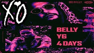 """Download BELLY - """"4DAYS"""" FIRST REACTION/REVIEW!!!"""