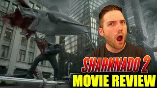 Sharknado 2: The Second One - Movie Review