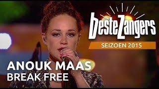 Anouk Maas - Break Free - De Beste Zangers van Nederland