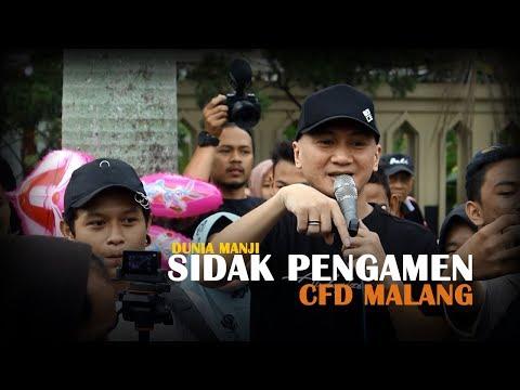 SIDAK PENGAMEN ANJI - CFD MALANG. (Official Music Vidio)
