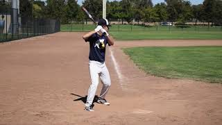 Damon Tanner - Updated Baseball Highlights - Class of 2020