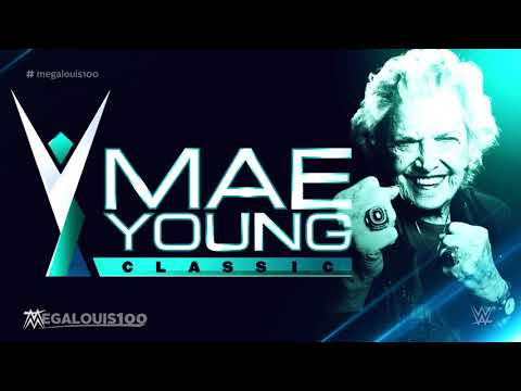 WWE Mae Young Classic  Official Theme Song -