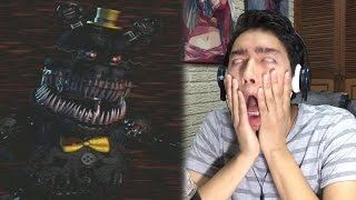 LA PRUEBA FINAL (NOCHE 8) - Five Nights at Freddy's 4 | Fernanfloo