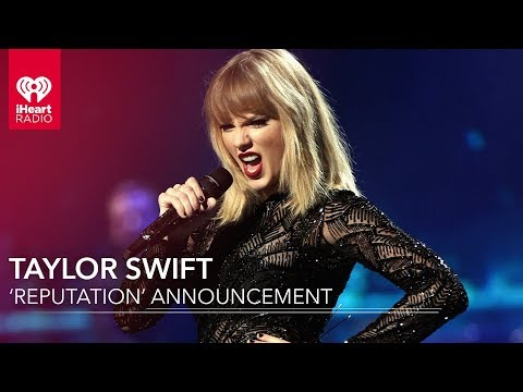 Taylor Swift 'Reputation' Announcement!