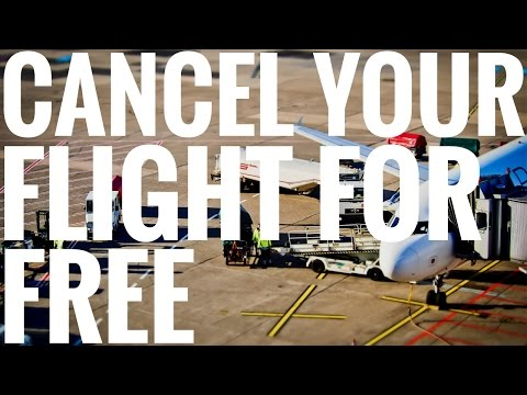 Cancel Your Flight For FREE