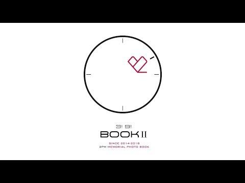 2PM「3!9! BOOK �U」TEASER 2