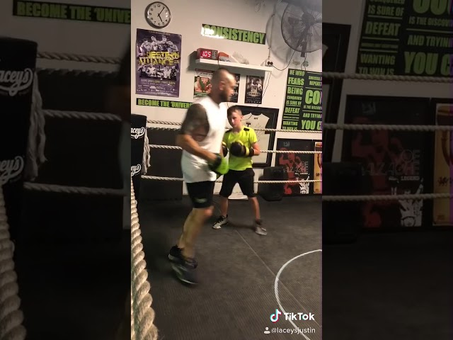 Boxing Padwork, Escaping the corner