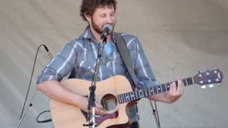 Dan Mangan & Veda Hille - The Indie Queens are Waiting - Vancouver Folk Music Festival 2009