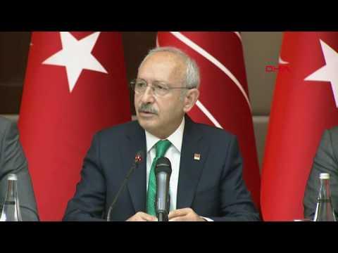 Kemal Kılıçdaroğlu: Belediye başkanlarımız harcadıkları her kuruşun hesabını ver