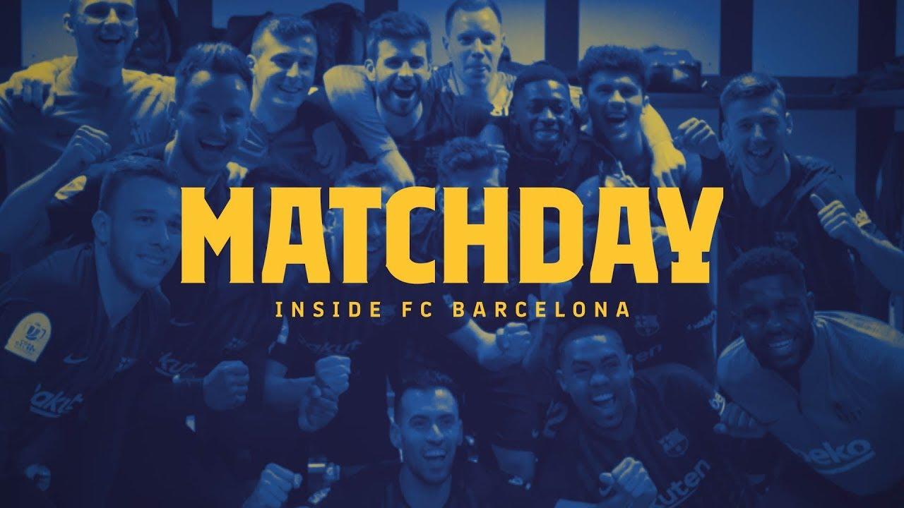 Photo of MATCHDAY | Inside FC Barcelona 2019/20 (3min TRAILER) – الرياضة