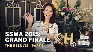 The Grand Finale and Beenut Butter Giveaway (SSMA 2015 - Episode 3)