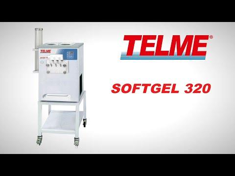 SOFTGEL 320 - Macchina a gravità per gelato soft e frozen yogurt TELME