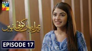 Tera Yahan Koi Nahin Episode 17 HUM TV Drama 24 February 2020