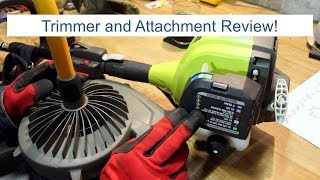 Ryobi Trimmer Review | Great DIYer Trimmer