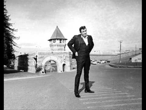 Johnny Cash and June Carter - Give my love to Rose - Live at Folsom Prison