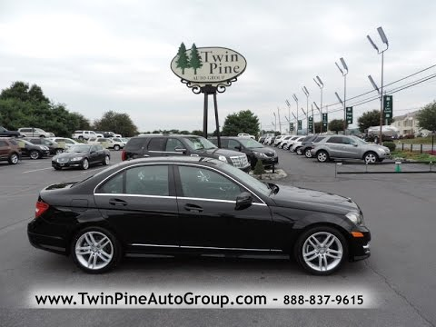 2012 mercedes benz c300 4 matic lancaster pennsylvania for Mercedes benz lancaster pa