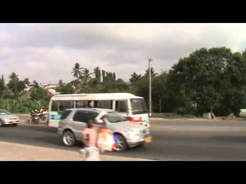 Tourist Guide : Road Trip Dar es Salaam To Moshi