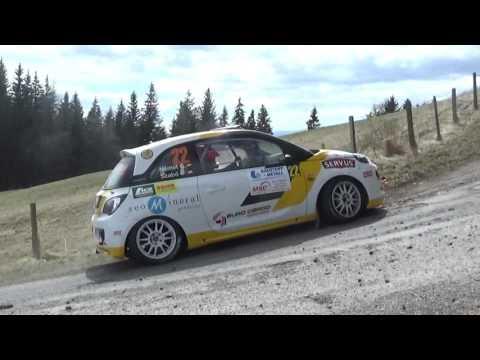 Lavanttal Rallye 2017 Gábor Németh-István Szabó