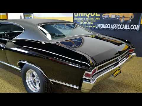 1968 Chevrloet Chevelle SS 396 hardtop for sale