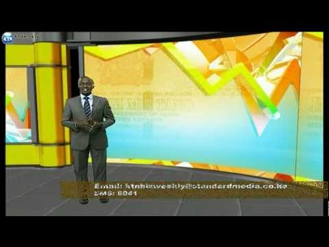 KTN's BUSINESS WEEKLY AUGUST 1, 2012