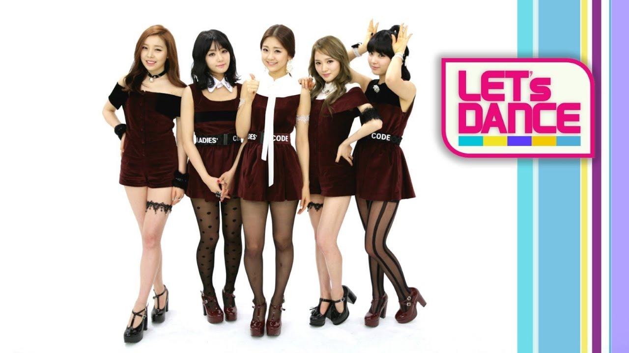 lets dance ladies code������ ���� so wonderful�� ����