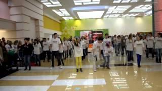 Флешмоб в Армаде ,Международный день водных ресурсов,Оренбург