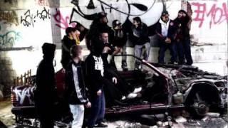 La Plataforma - Cristales rotos ( hip hop videoclip)