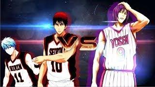 Seirin vs Yosen Ultimate Epic AMV