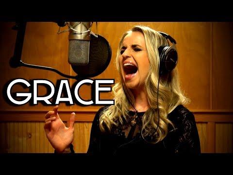 Gabriela Gunčíková - How To Sing Jeff Buckley - Grace - Ken Tamplin Vocal Academy