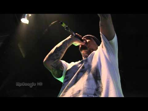 THE GROUCH & ELIGH feat. PIGEON JOHN - All In - live @ Cervantes