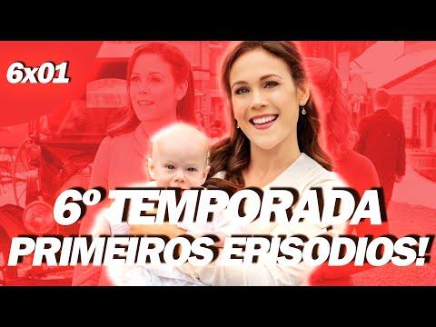 WHEN CALLS THE HEART - COMO FORAM OS PRIMEIROS EPISÓDIOS DA  6° TEMPORADA