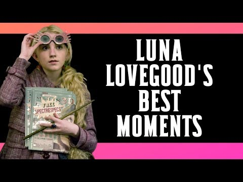 The Best Of Luna Lovegood