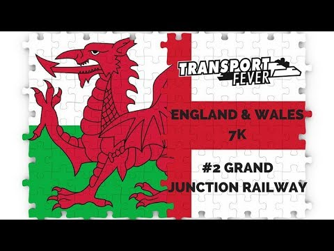 Transport Fever - England & Wales 7k - #2 Grand Junction Railway