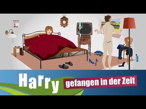 Learn German (A1-B1) | HARRY – Gefangen In Der Zeit | Episode 100