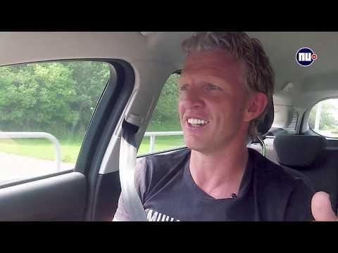 In de auto met Dirk Kuyt: 'Mijn gezin heeft geleden voor kampioenschap'